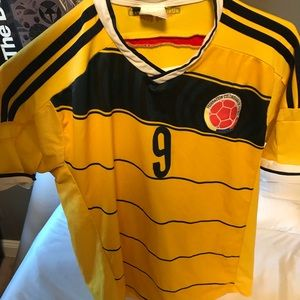 COLOMBIA FALCAO JERSEY authentic